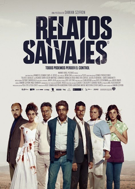 Relatos salvajes [2014] [NTSC/DVDR-Custom] Español latino