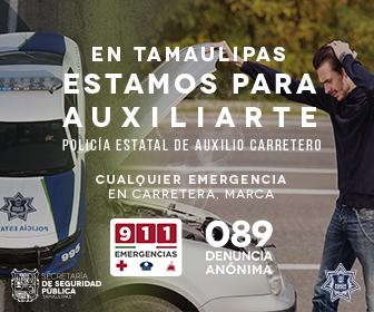 POLICIA ESTATAL DE AUXILIO CARRETERO