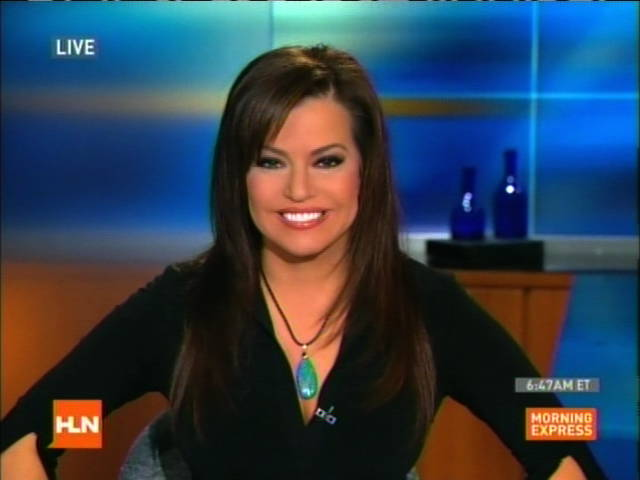 Robin Meade Legs: Robin Meade Legs Crossed High Heels PICTURES