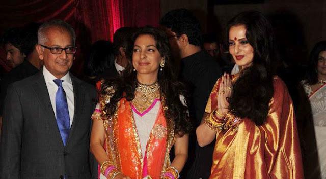 Riteish Deshmukh And Genelia D Souza Wedding Pictures