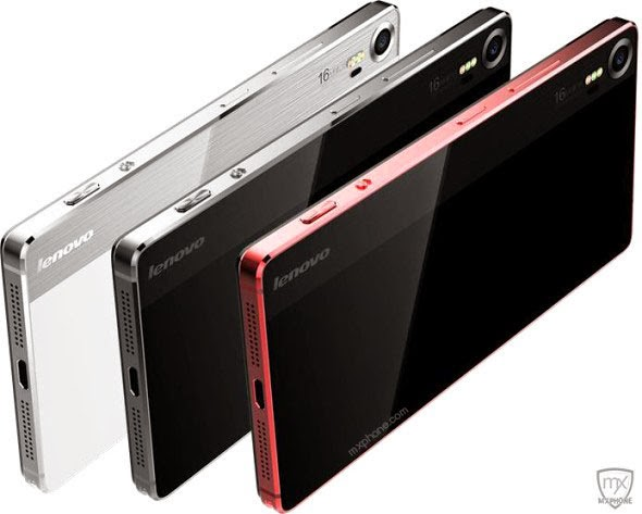 review informasi lenovo vibe shot