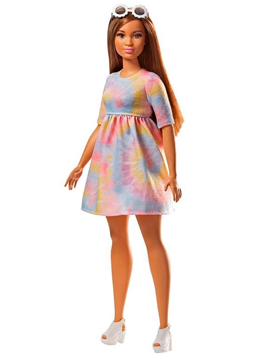 Barbie Fashionistas Curvy - 2018