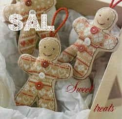"""Świąteczny Sal """" Słodkie pierniczki """" u Agnety 999"""