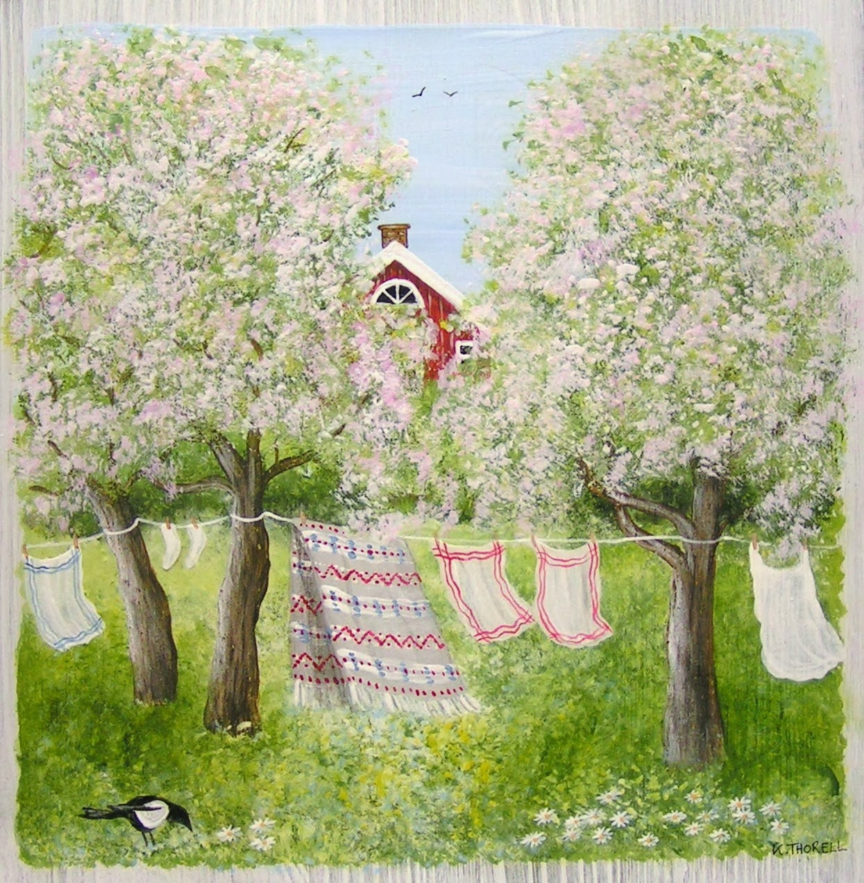 Med våren kommer lusten!