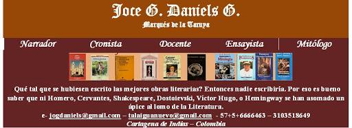 JOCE DANIELS.COM