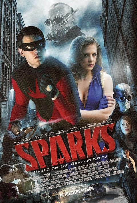 xem phim Tia Lửa - Sparks