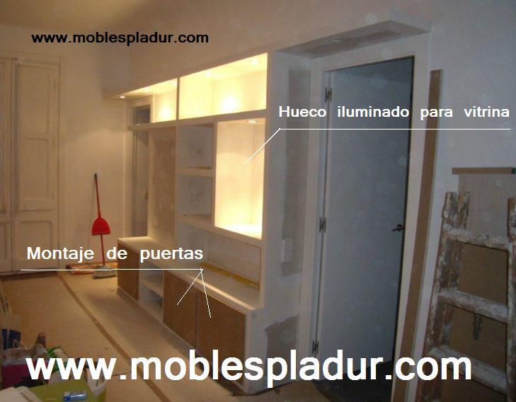 Pladur barcelona montaje pladur - Montaje de puertas ...