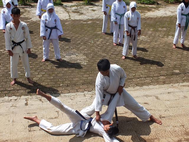 Fight In BKC