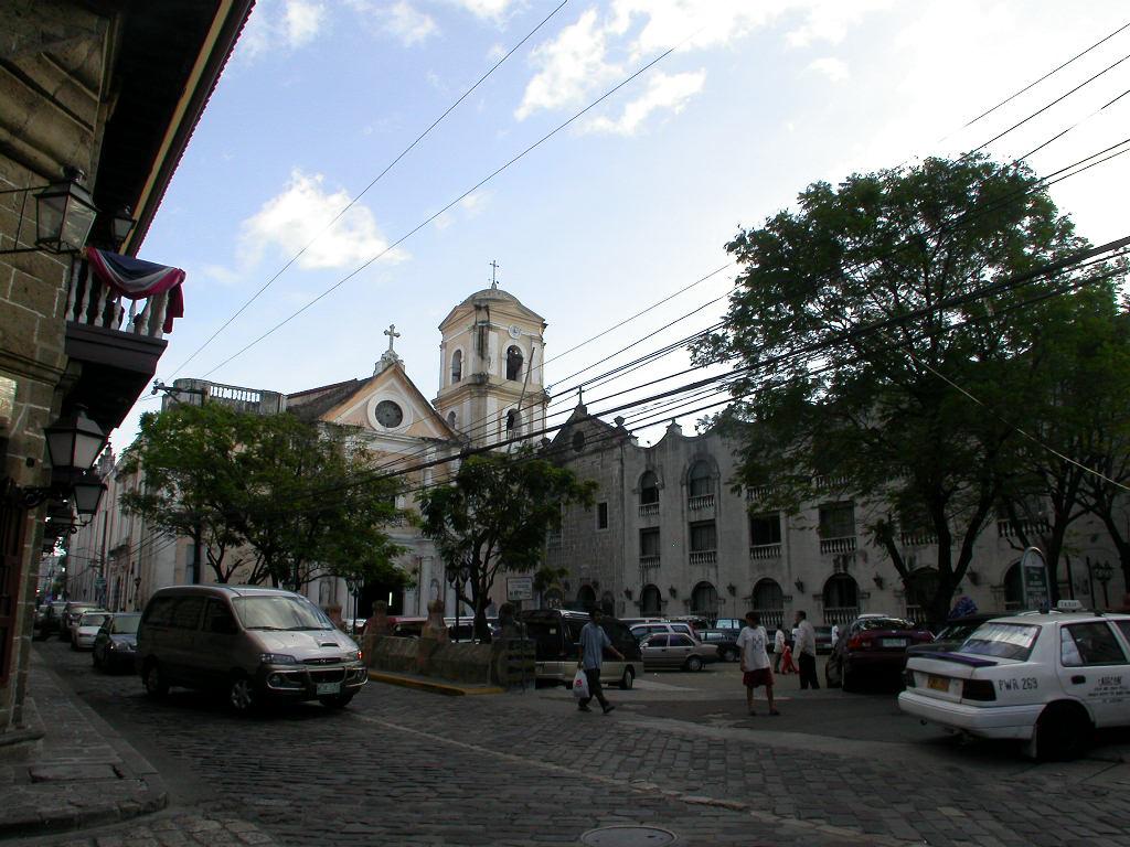 Arquitectura en Filipinas