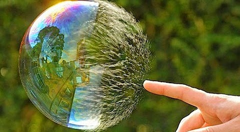art bubble nature photography