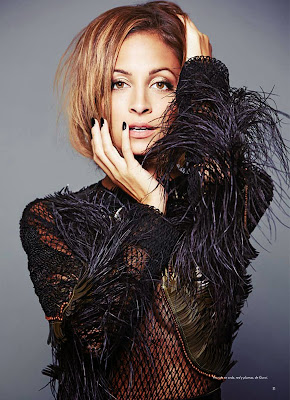 Nicole Richie HQ Pictures Marie Claire Mexico Magazine Photoshoot February 2014