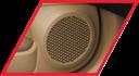 Speaker New Honda Brio