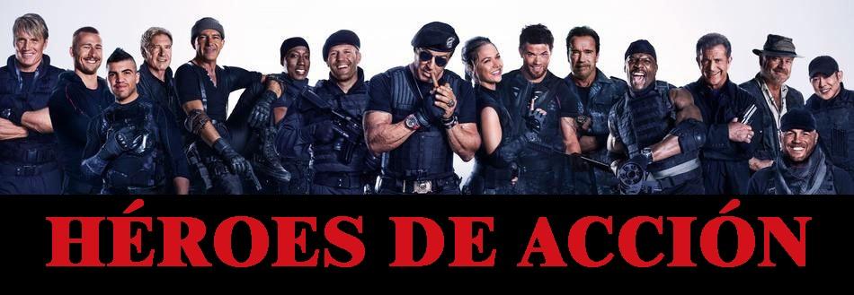 Héroes de Acción.