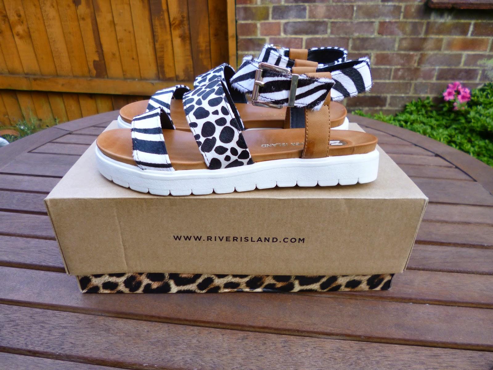 zebra-print-sandals