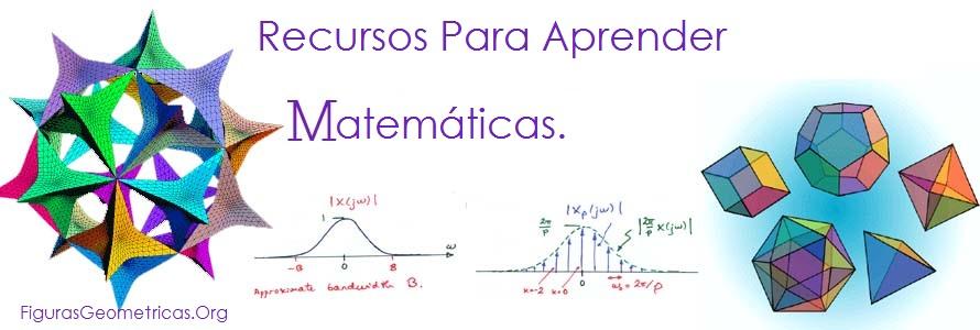Figuras Geométricas.