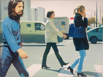 Dubossarsky&Vinogradov - I Saw the Beatles, 2010