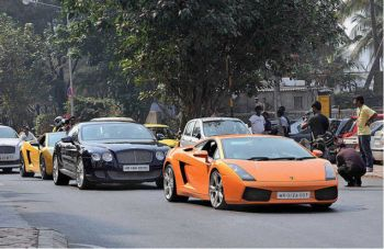 Supercars In Bangalore
