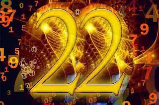 numerologia del 22