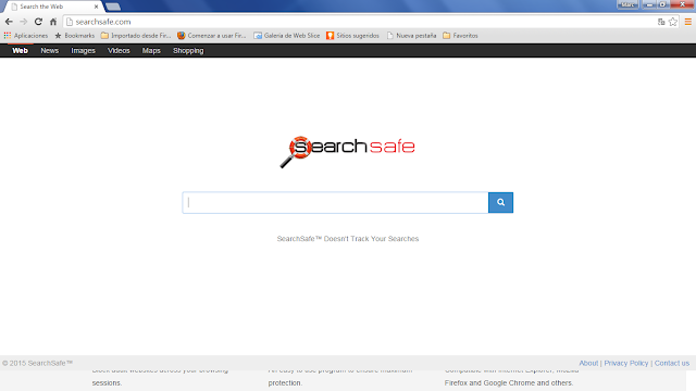 SearchSafe.com virus
