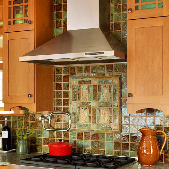 Best House 2014: Kitchen Backsplash Ideas