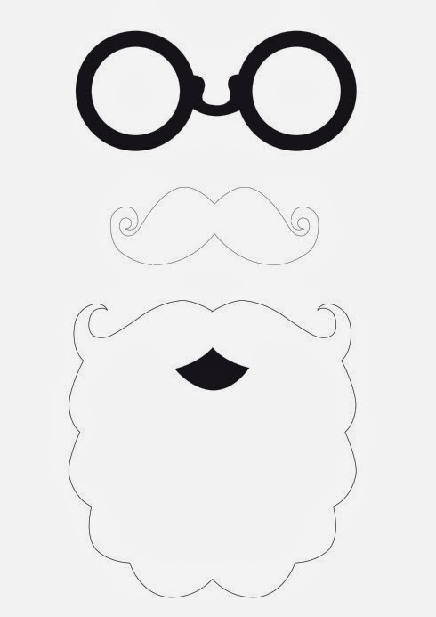 diy by m photobooth de no l printable inside. Black Bedroom Furniture Sets. Home Design Ideas