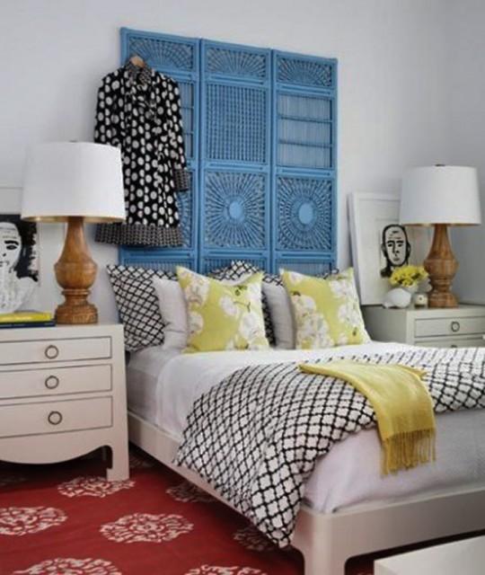 Cabeceros de camas originales dormitorios con estilo - Modern hoofdbord ...