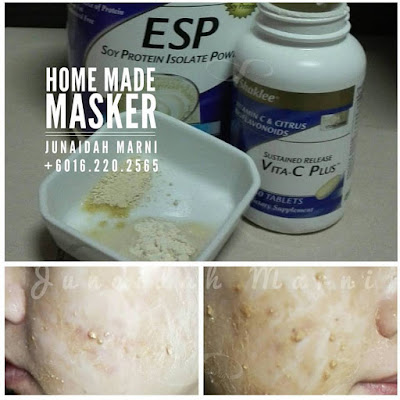 Masker Esp & Vitamin C