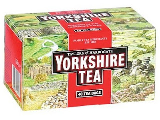 Amostra Gratis Chá da Yorkshire