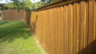 Деревянный забор. Фото 54
