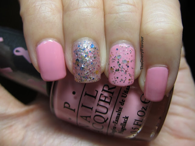OPI Pink of Hearts 2013