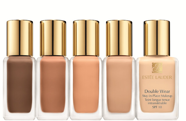 Estee Lauder Double Wear Foundation now in 30 Shades