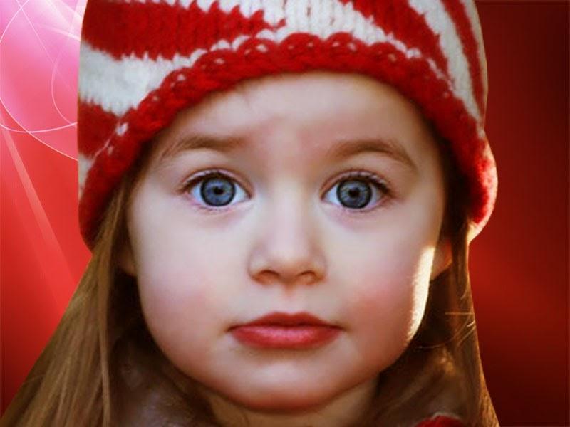 Wallpapers Download: Baby Girl Wallpaper