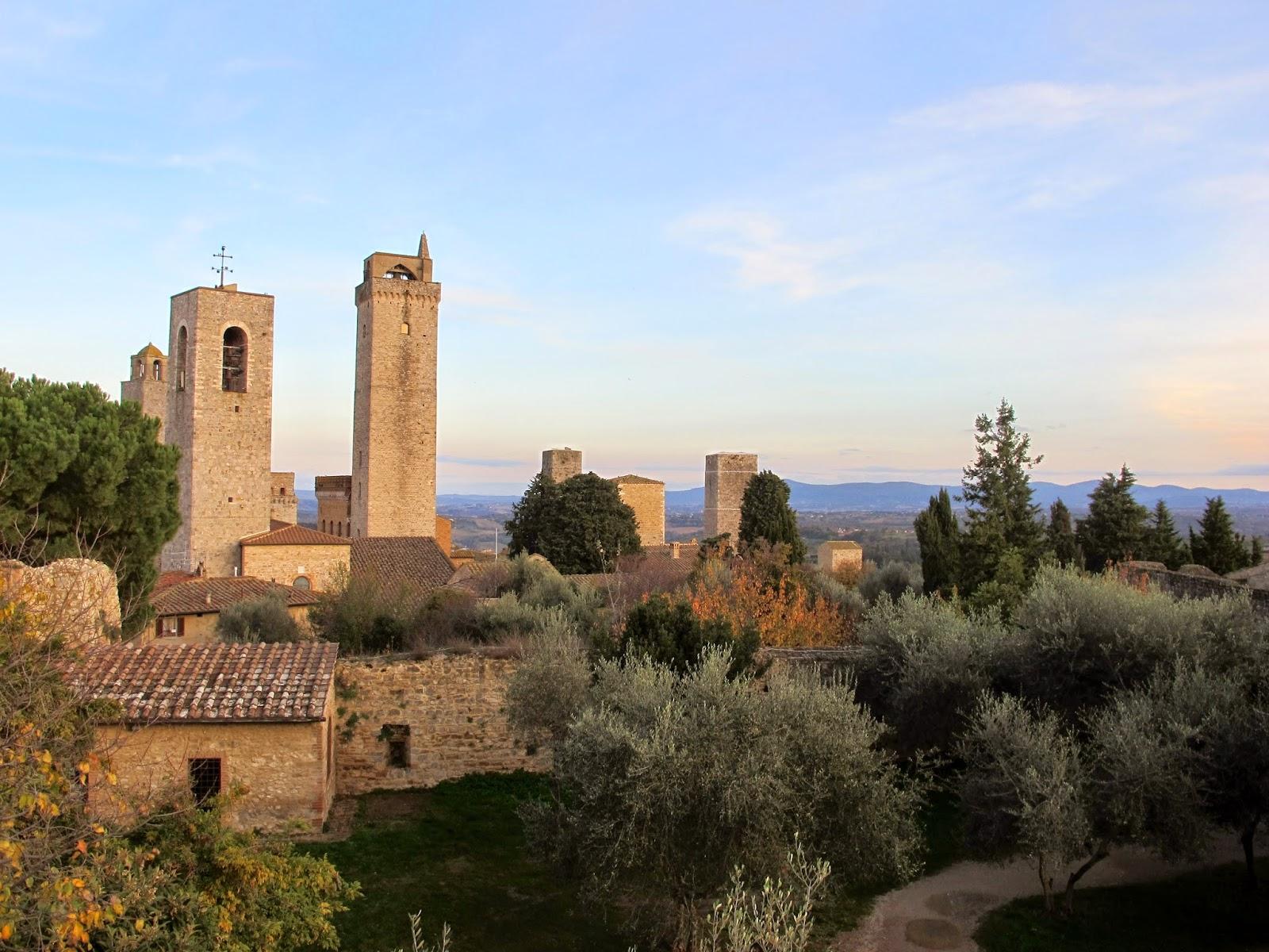 Travel diary: San Gimignano, Tuscany