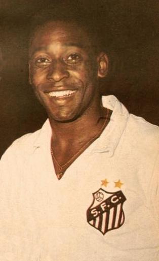 Pelé, Santos