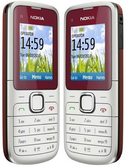 Nokia C1-01 Price in Kerala – Low Price mobile with Camera and Nokia