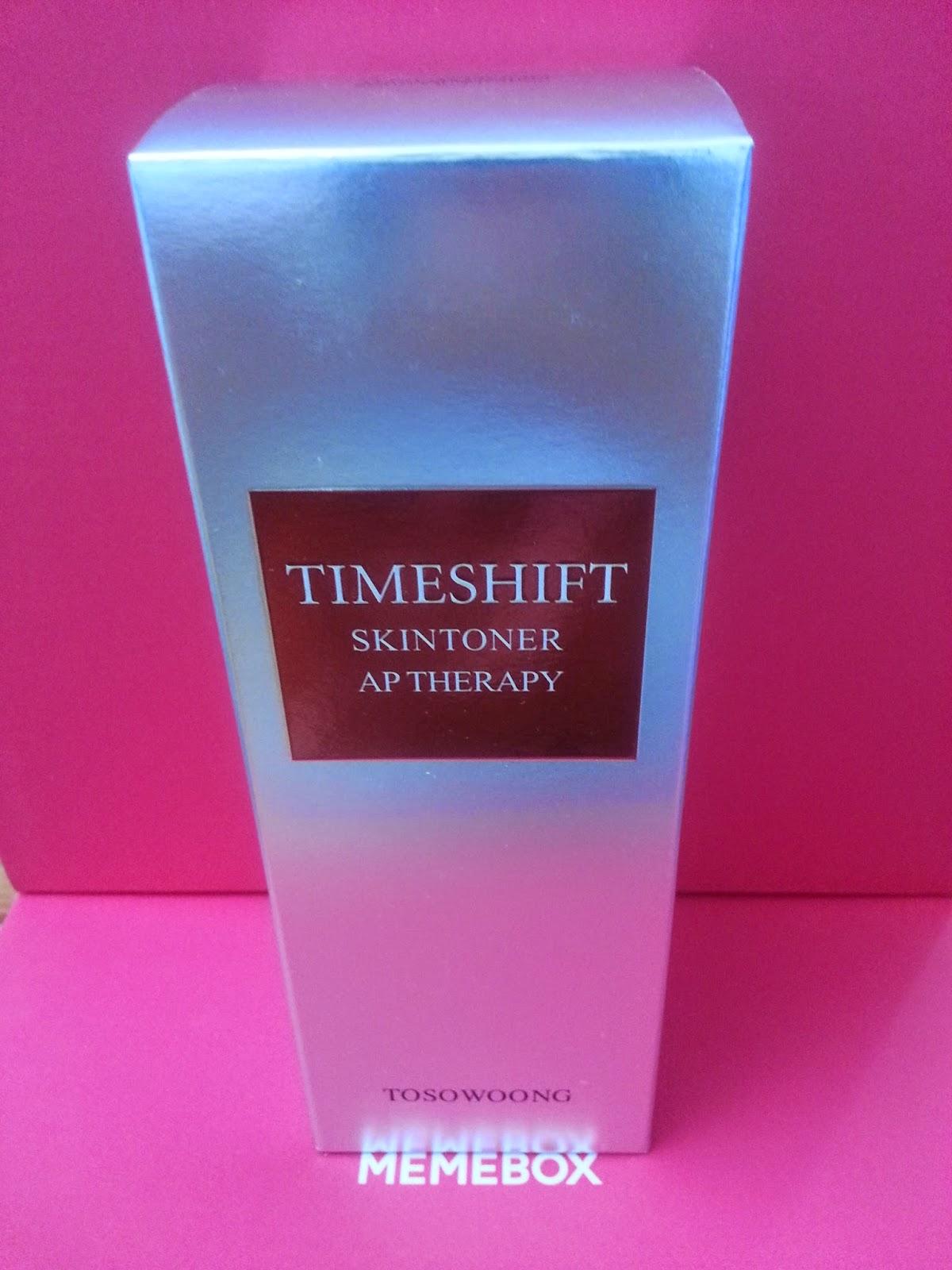TOSOWOONG Time Shift Skin Toner