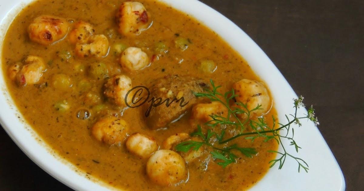 Priya S Versatile Recipes Green Peas Potato Amp Puffed