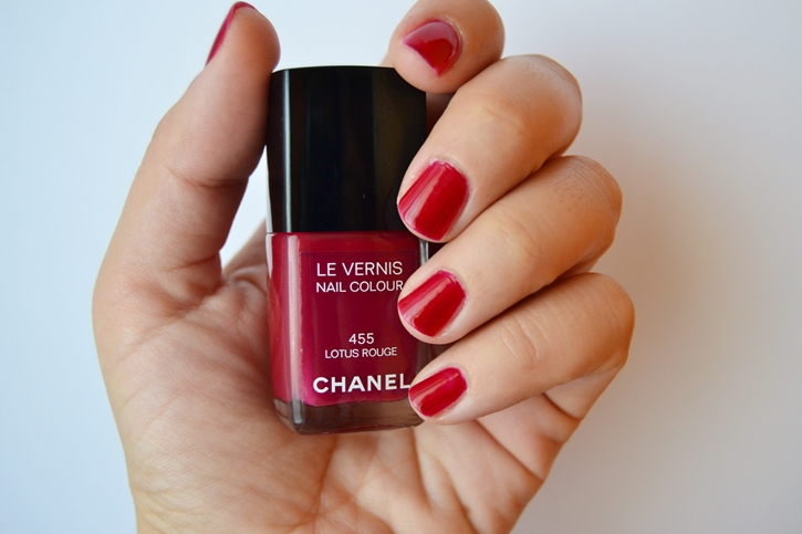 rouge dragon chanel