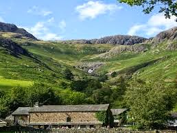 I would to thank the Great Langdale Bunkhouse which I will be using as a base on my Wainwrights