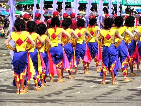 Davao City, Davao Delights, Kadayawan Festival 2014, Indak-indak sa kadalanan, Street Dancing, King of Festivals, Fiesta, Festivities
