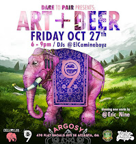 I'm doing another dope beer event with Eric Nine and called Dare To Pair!