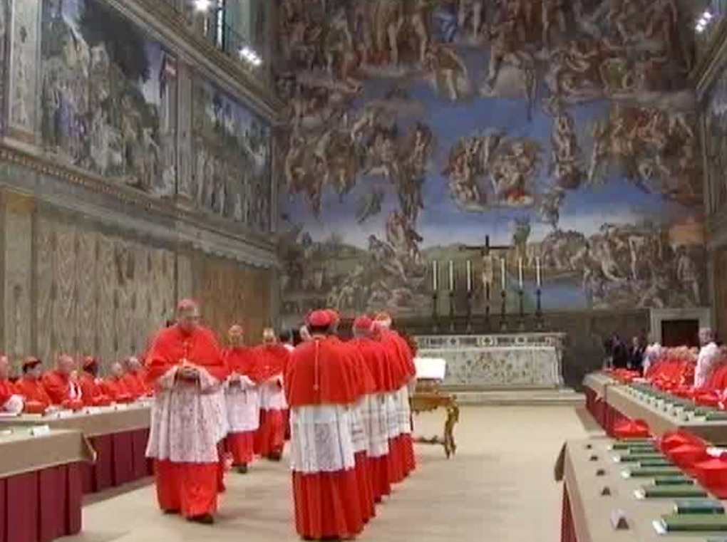 papal conclave As the papal conclave gets underway in rome, the twittersphere is lighting up  with final farewells from some of the 115 cardinals, as well as.