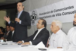 Abinader informa suscribirá acuerdos  para concertar el gobierno del cambio