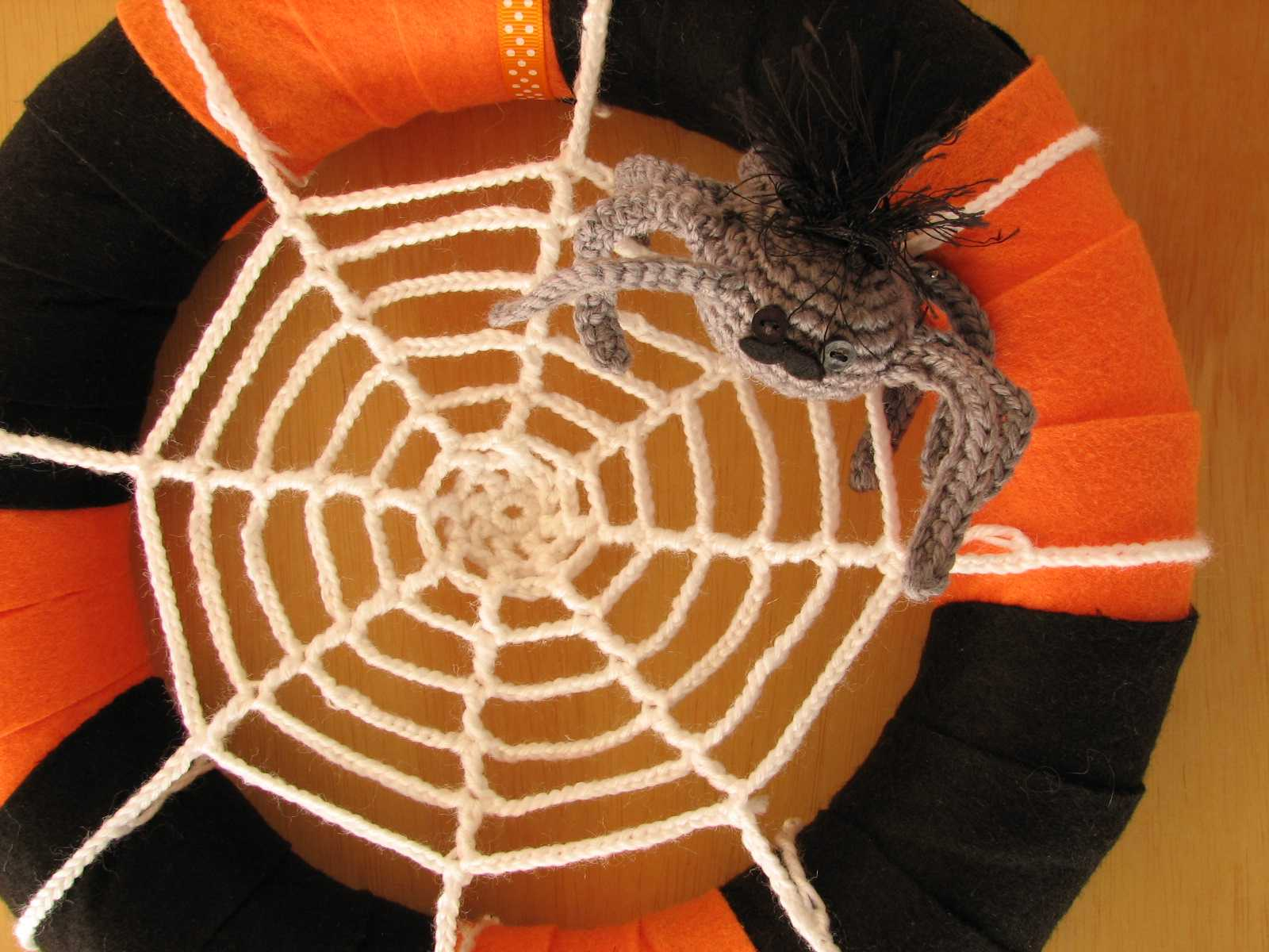 Deshilachado: Tutorial: patrón de araña de ganchillo / Tutorial ...