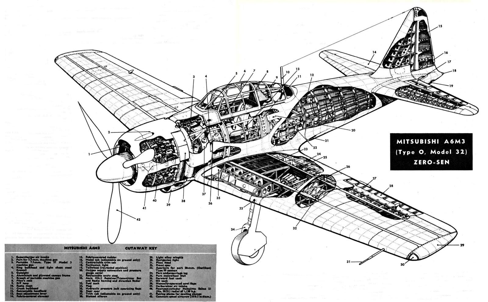 零式艦上戦闘機の派生型の画像 p1_21