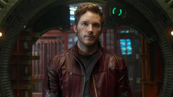 Star Lord Guardians of the Galaxy movie