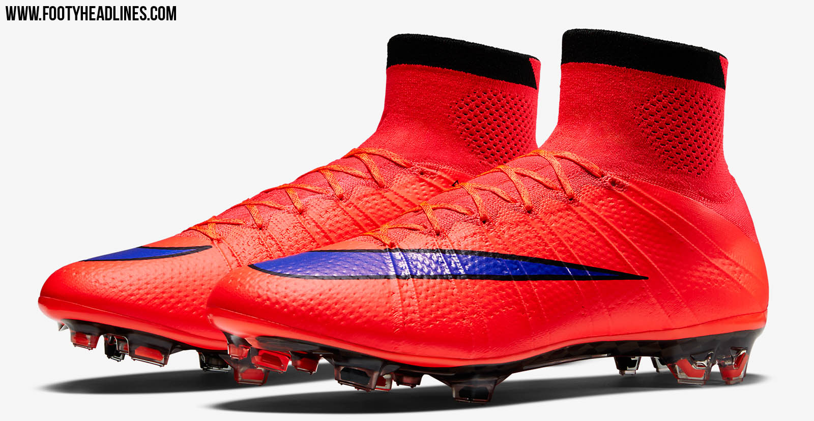 black nike mercurial superfly