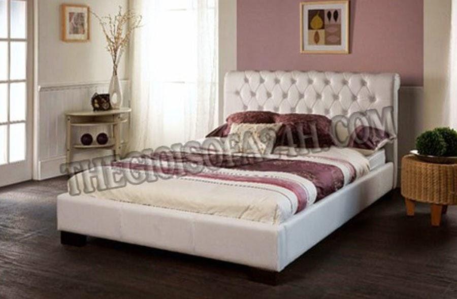 Giường ngủ GN035