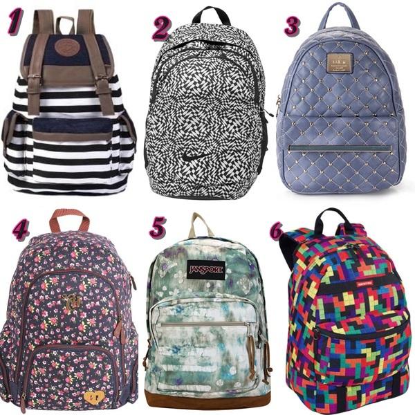 Museu para garotas modelos de mochilas escolares para for Modelos de carteleras escolares