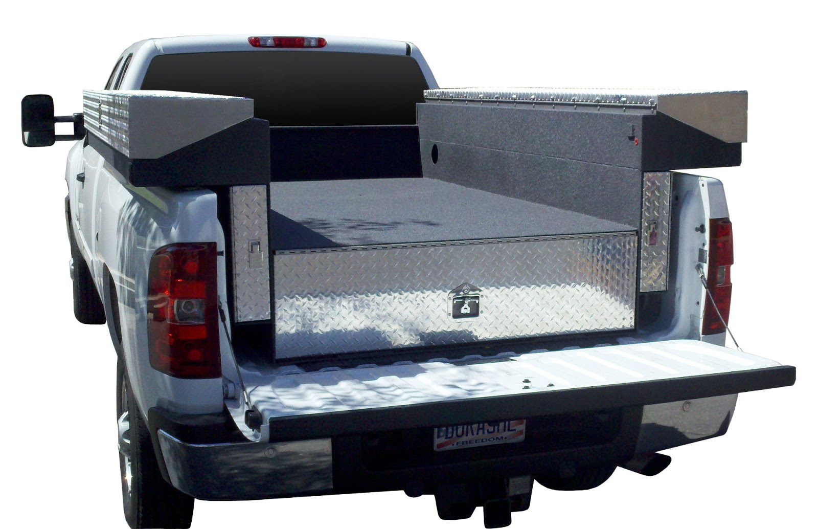 Used Pickup Truck Bed Liners